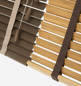 Bamboe Jaloezieën 35mm